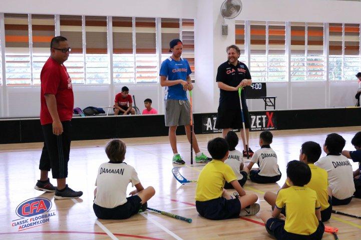 Classic Floorball Academy Damai, Classicfloorball (3)